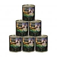 Dehner Dehner Wild Nature Hundefutter Adult, Bergweide, Pferd
