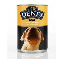 Denes Puppy Chicken plus selected herbs