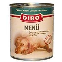 DIBO Menü Wild