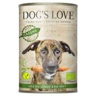 Dogs Love Bio Gartenernte Vegan