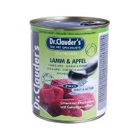 Dr. Clauders Selected Meat Lamm & Apfel