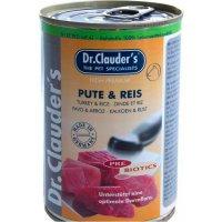 Dr. Clauders Selected Meat Pute & Reis