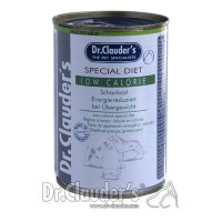 Dr. Clauders Selected Meat Special Diet Low Calorie