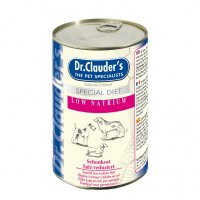 Dr. Clauders Selected Meat Special Diet Low Natrium