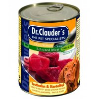 Dr. Clauders Selected Meat Truthahn & Kartoffel