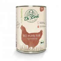 Dr. Link Pure Sensitive Bio Huhn pur