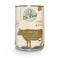 Dr. Link Sensitive Bio Rind pur mit Kartoffel, Kürbis und Zucchini
