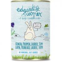 Edgard & Cooper Kaninchen, Pflaumen, Brokkoli