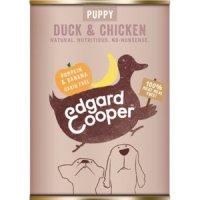 Edgard & Cooper Puppy Duck & Chicken