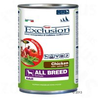 Exclusion Mediterraneo All Breed Adult Chicken