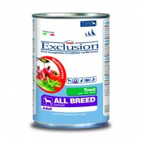 Exclusion Mediterraneo All Breed Adult Trout
