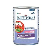 Exclusion Mediterraneo All Breed Adult Veal