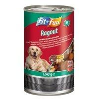 fit+fun Ragout Wild, Nudeln & Karotten