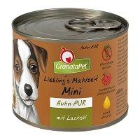 GranataPet Lieblings Mahlzeit Mini mit Huhn PUR