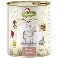 GranataPet Lieblings Mahlzeit Pferd Pur Sensitive