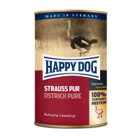 Happy Dog Strauß Pur