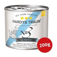 Hardys Traum Nassfutter Sensitiv No. 3 Lamm