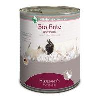 Herrmanns Bio-Ente Reinfleisch