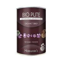 Herrmanns Bio-Pute mit Kartoffeln