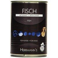 Herrmanns Fisch mit Bio-Kamut & Gemüse