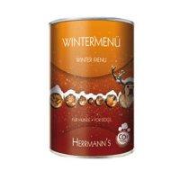 Herrmanns Wintermenü mit Rentier & Winterapfel