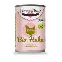 HerzensHund Reinfleisch pur Bio Huhn
