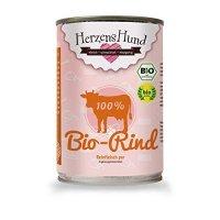 HerzensHund Reinfleisch pur Bio Rind