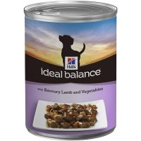 Hills Ideal Balance Canine Adult with Lamb and Vegetables