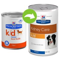 Hills Prescription Diet k/d Canine Original