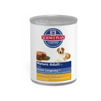 Hills Science Plan Canine Mature Adult 7+ Savoury Chicken
