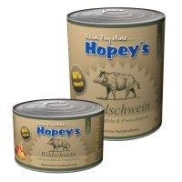 Hopeys Wildschwein mit Kartoffeln & Preiselbeeren