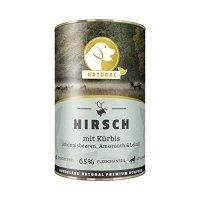 Hundeland Natural Hirsch