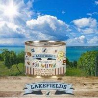 Lakefields Für Welpen Hundefutter Huhn
