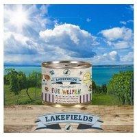 Lakefields Für Welpen Hundefutter Rind