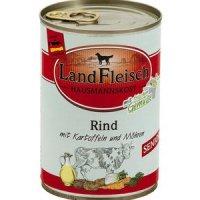 LandFleisch Hausmannskost Senior Rind mit Kartoffeln und Möhren