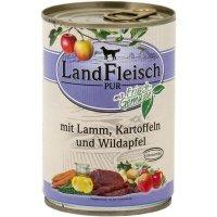 LandFleisch Pur Lamm, Kartoffeln & Wildapfel