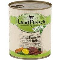 LandFleisch Pur Pansen & Reis mit Biogemüse