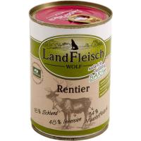 LandFleisch Wolf Rentier