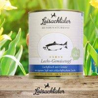 Loisachtaler Lachs-Gemüsetopf
