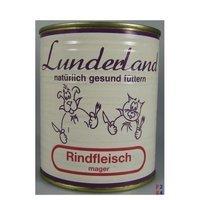 Lunderland Dosenfleisch Rindfleisch mager