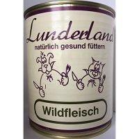 Lunderland Dosenfleisch Wildfleisch