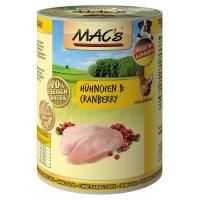 MACs Hühnchen & Cranberry