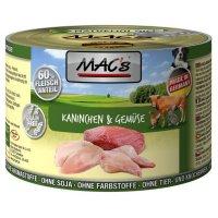 MACs Kaninchen & Gemüse