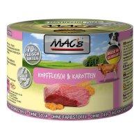 MACs Kopffleisch & Karotten