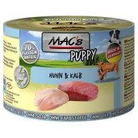 MACs Puppy Huhn & Kalb -