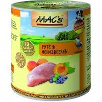 MACs Pute & Heidelbeeren