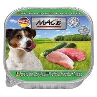 MACs Rind, Geflügel & Zucchini