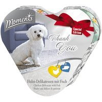 Moments Thank You Huhn-Delikatessen mit Fisch