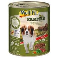 MultiFit Farmer Adult Rind mit Kalbsherzen