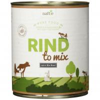 naftie Bio Hundefutter Rind to Mix